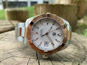 TAG Heuer Aquaracer WAY1150 Box and Papers 2020