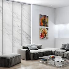 Adjustable Sliding Decorative Room Divider Partition Panel Track Screen Blinds