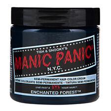 Enchanted Forest Green Manic Panic Vegan 4 Oz Hair Dye Color