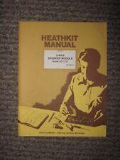 heathkit test equipment manuals books for sale ebay rh ebay com heathkit manuals download free heathkit manuals free