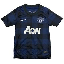 Manchester United Nike Football Soccer Shirt Jersey Boys Youth Large XS EUC