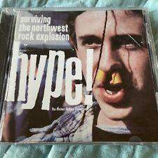 V/A — Hype! (Cd, 1996, Sub Pop) — Soundtrack