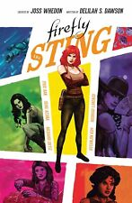 Firefly Original Graphic Novel The Sting Hardcover Gn Serenity Whedon New Nm