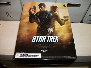 Play Arts Kai Star Trek SPOCK No. 2 Action Figure Square Enix