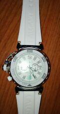 Calgary Orologio Watch Limited Edition Bianco unisex