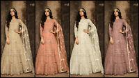 Salwar Kameez Indian Pakistani Suit ethnic Anarkali Dress Designer Party Wear BJ