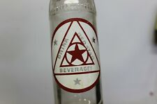 Red Star Beverages Soda Bottle, Dr Pepper Bottling Co. Uvalde, Texas  LGW
