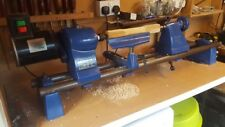 RECORD POWER LATHE CL5 12X15  - 3 SPEED - VERY GOOD CONDITION - SEE DESCRIPTION