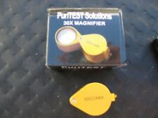 RING MAKING EQUIPMENT, JEWELRY TOOLS 30X MAGNIFIER NEW