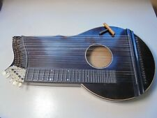 Antiker Zither Zupfinstrument Saiteninstrument Musikinstrument