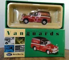 Corgi Vanguards VA01118 Morris Minor Van Oxford Motor Svces Ltd Ed. 0003 of 4000
