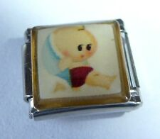 BABY Italian Charm - fits ALL 9mm Starter Bracelets - New Babies I Love My BY38