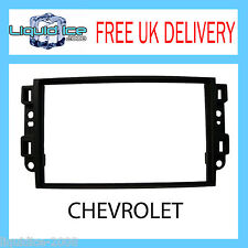 DFP-27-05 CHEVROLET EPICA 2006 > BLACK FASCIA FACIA ADAPTOR PANEL SURROUND TRIM