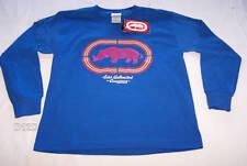 Ecko Unlimited Kids Blue Long Sleeve T Shirt Size 8 New