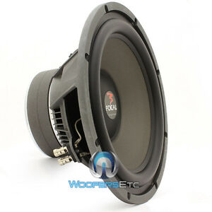 """FOCAL 33V2 13"""" SUB 800W DUAL 4-OHM POLYGLASS SUBWOOFER CLEAN BASS SPEAKER NEW"""