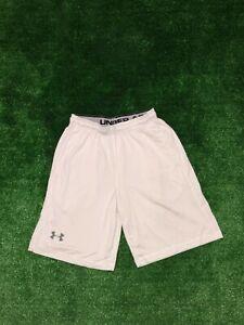 Mens Under UA Athletic Basketball & Training Shorts Size Medium