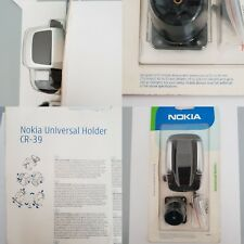 NOKIA UNIVERSAL MOBILE HOLDER SUPPORTO AUTO CAR PHONE CELLULARE CR-39