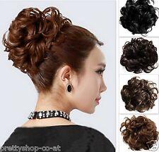 Haarteil Hochsteckfrisur In Kunst Echthaar Perücken Haarteile