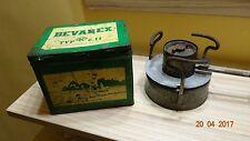Vintage BEVAREX  Camping Stove Single Burner