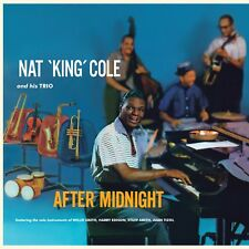 Nat King Cole AFTER MIDNIGHT (950640) 180g LIMITED New Blue Colored Vinyl LP