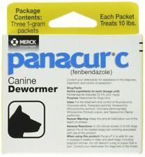 Intervet Panacur Canine Dewormer 0.035 oz