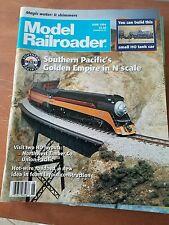 Model Railroader Magazine June 1994