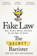 Fake Law The Truth About Justice in an Age of Lies 9781529009989   Brand New