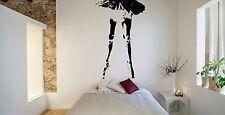 Wall Room Decor Art Vinyl Sticker Mural Decal Ballet Dance Women Ballerina FI370
