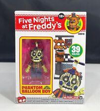 Five Nights At Freddy's Phantom Balloon Boy w/ Office Hallway Minifigure NEW