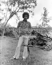 "Jimi Hendrix 10"" x 8"" Photograph no 6"