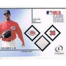 Fleer Ken Griffey Jr Baseball Cards