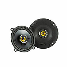 Kicker 46CSC54 CS Series CSC5 5.25 Inch 130mm Coaxial Speakers 4 Ohm Pair