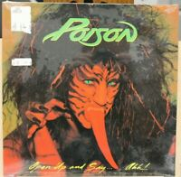 Poison – Open Up And Say ...Ahh! (C27)