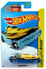 2015 Hot Wheels #113 HW Off-Road Stunt Circuit Mad Splash Hidden Treasure Hunt