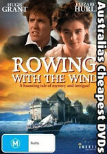 Rowing with the Wind DVD NEW, FREE POSTAGE WITHIN AUSTRALIA REGION 4