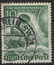 Duitsland Berlijn Dag van de Postzegel Michel 80