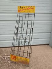 1950s Dell Comic Book Rack Store Display Mickey Mouse Roy Rogers Lone Ranger