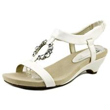 Anne Klein Wedge Synthetic Sandals for Women