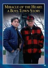 MIRACLE OF THE HEART: A BOYS TOWN STORY Region Free DVD - Sealed