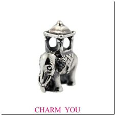 AUTHENTIC TROLLBEADS 11505 INDIAN ELEPHANT STERLING SILVER