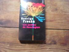 LES JARDINS DE KENSINGTON RODRIGO FRESAN 2004 EDITIONS DU SEUIL