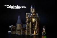 LED Lighting Kit for LEGO ® Harry Potter Hogwarts Clock Tower 75948