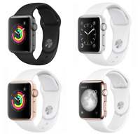 Apple Watch Series 1 38mm / 42mm Space Gray / Gold / Rose Gold / Silver Case