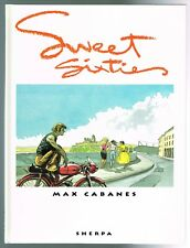Sweet Sixties by Max Cabanes  Hardcover Dutch Import Graphic Novel