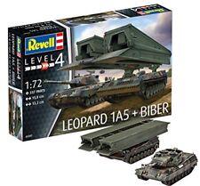 Revell 03307 Leopard 1a5 Biber Bausatz