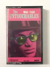 Untouchables Wild Child Cassette Tape 1985 MCA Records Ska Free Yourself Vintage