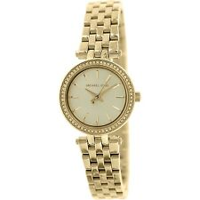 Michael Kors Women's Darci MK3295 Gold Stainless-Steel Fashion Watch