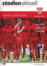 Programm Stadionheft 15/16 VfB Stuttgart Borussia Dortmund
