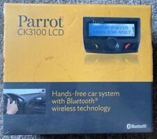 Sealed BNIB Parrot CK3100 Handsfree Car Kit with Bluetooth wireless technology