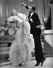 Fred Astaire Ginger Rogers Dancing 8x10 Picture Celebrity Print